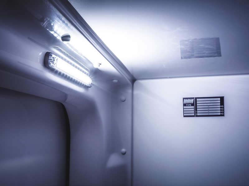 LED-verlichting met bewegingssensor